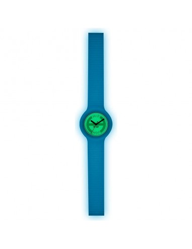 Orologio Unisex Hip Hop Glowing in the dark