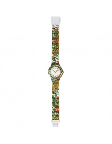 Orologio Donna Hip Hop Tiger jungle