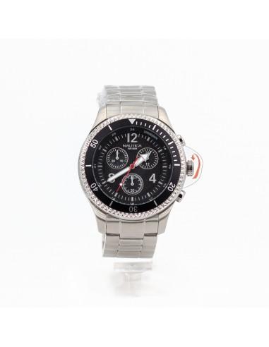 Orologio Uomo NAUTICA A21516G Cronografo in acciaio
