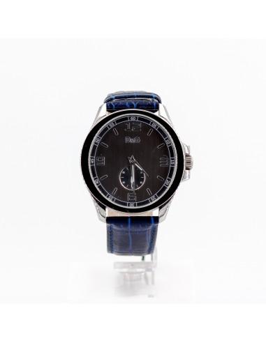 Orologio Uomo D&G DW0088 Solo tempo in acciaio e pelle