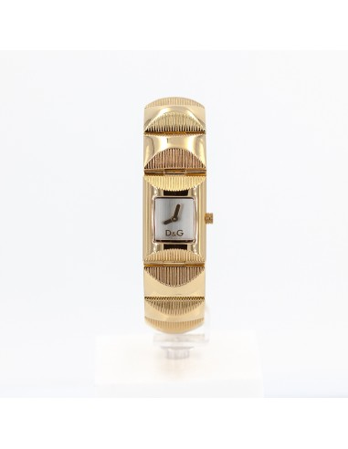 Orologio Donna D&G DW0324 Solo tempo in acciaio oro rosa