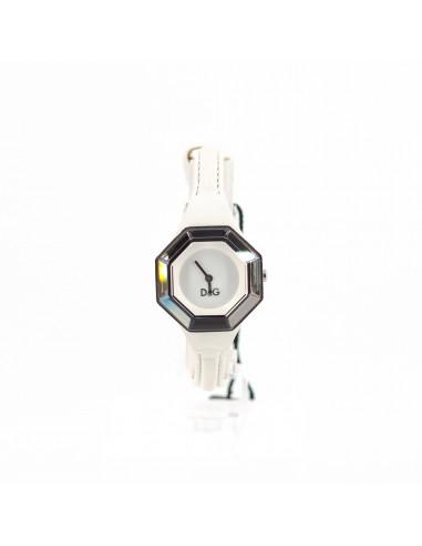 Orologio Donna D&G DW0284 Solo tempo in acciaio e pelle
