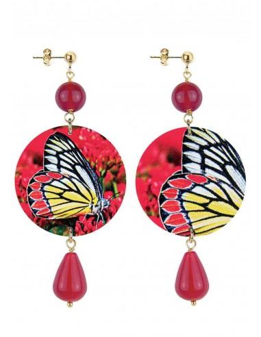 Orecchino Farfalla collezione Japan Lebole